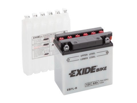 Battery 12V   8Ah  YB7L-B EXIDE