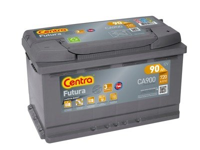 Battery 12V 90Ah CENTRA FUTURA CARBON BOOST CA900
