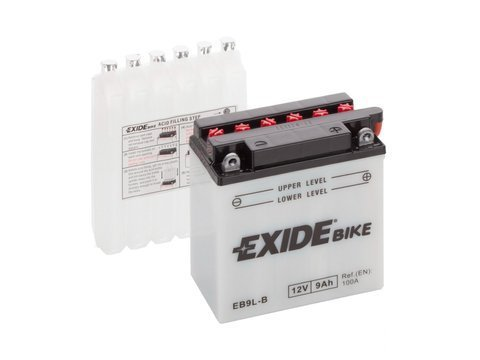 Battery 12V   9Ah YB9L-B EXIDE