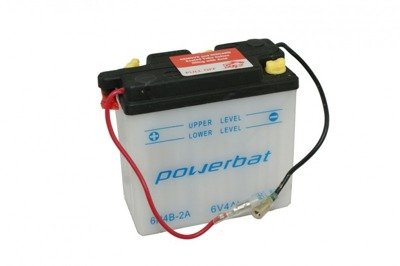 Battery 6 V  4 Ah POWERBAT 6N4B-2A