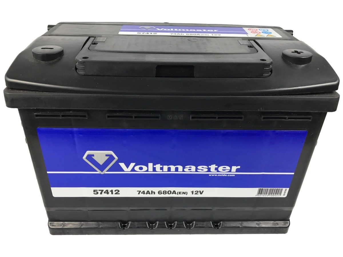 akumulator 74ah voltmaster cb740 s4008 e11 ca770. Black Bedroom Furniture Sets. Home Design Ideas