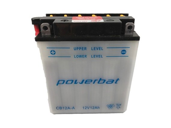 Battery 12 V 12 Ah POWERBAT CB12A-A