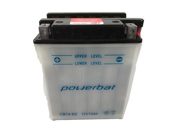 Battery 12 V 14 Ah POWERBAT CB14-B2