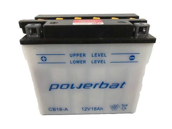 Battery 12 V 18 Ah POWERBAT CB18-A