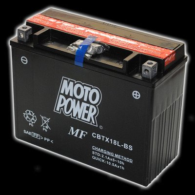 Battery 12 V 18 Ah POWERBAT CBTX18L-BS