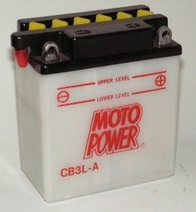 Battery 12 V  3 Ah POWERBAT CB3L-A