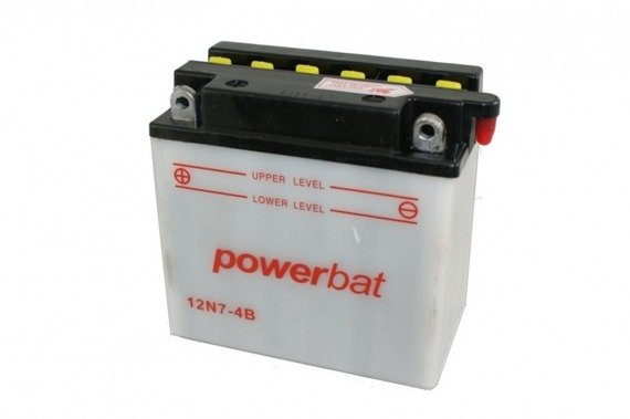 Battery 12 V  7 Ah POWERBAT 12N7-4B