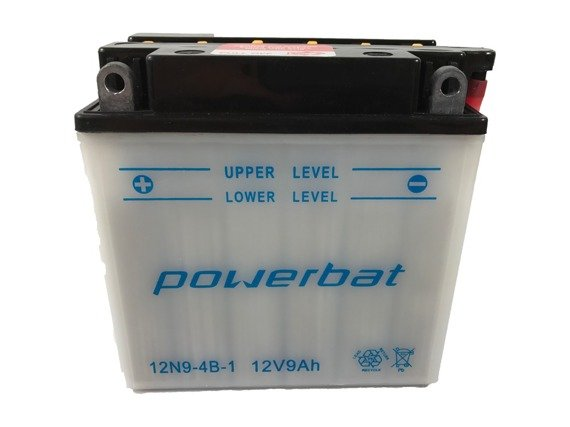 Battery 12 V  9 Ah POWERBAT 12N9-4B-1