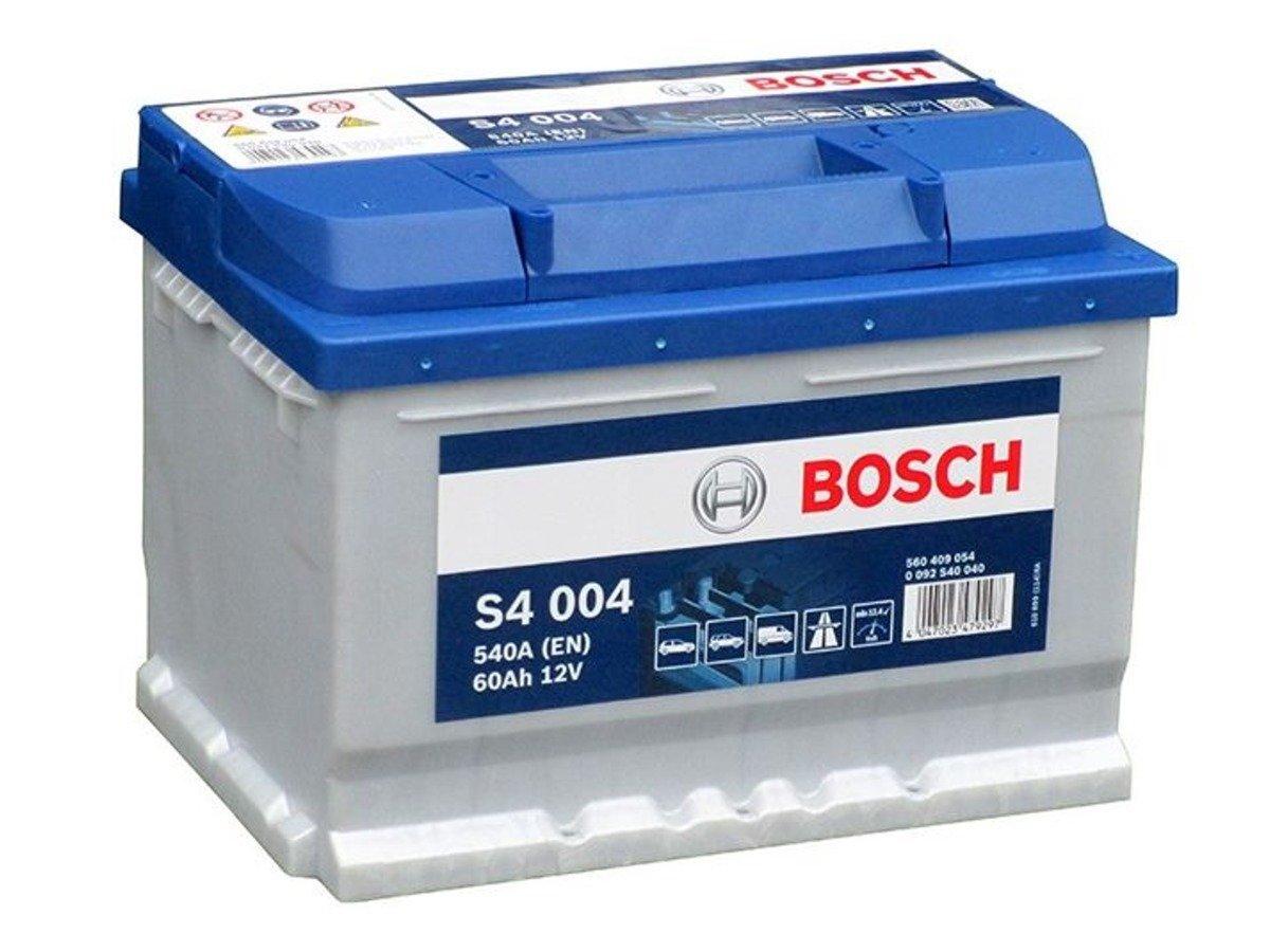 akumulator 12v 60ah s4004 bosch s4 cb602 ca612 d59. Black Bedroom Furniture Sets. Home Design Ideas