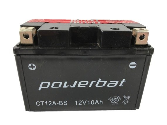 Akumulator POWERBAT 12V 10Ah CT12A-BS