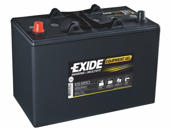 Akumulator 12V 85Ah EXIDE EQUIPMENT GEL ES950