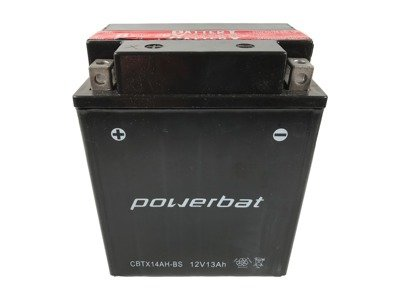 Battery 12 V 12 Ah POWERBAT CBTX14AH-BS