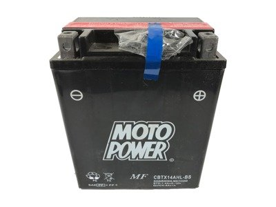 Battery 12 V 12 Ah POWERBAT CBTX14AHL-BS