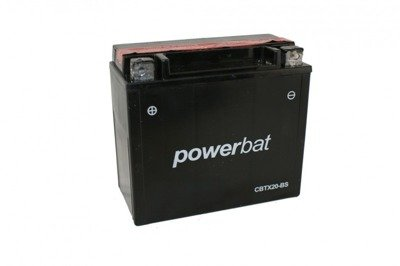 Battery 12 V 18 Ah POWERBAT CBTX20-BS
