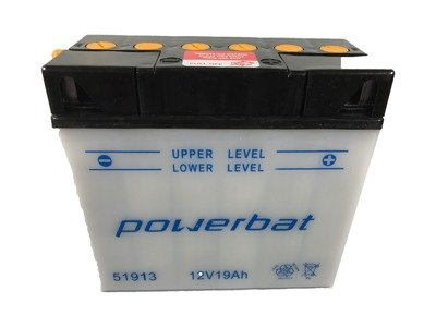 Battery 12 V 19 Ah POWERBAT 51913