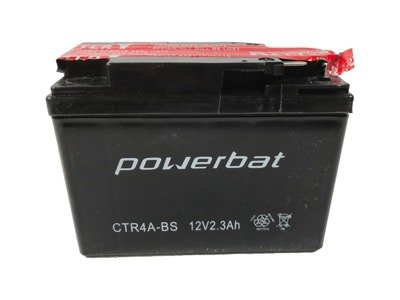 Battery 12 V  2,3 Ah POWERBAT CTR4A-BS (CTR4A-5)