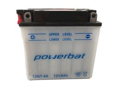 Battery 12 V  7 Ah POWERBAT 12N7-4A