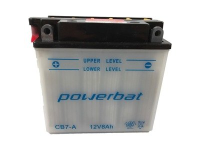 Battery 12 V  8 Ah POWERBAT CB7-A