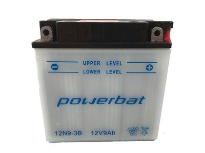 Battery 12 V  9 Ah POWERBAT 12N9-3B