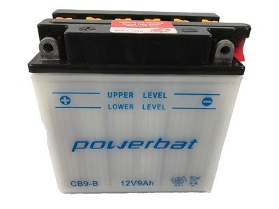 Battery 12 V  9 Ah POWERBAT CB9-B