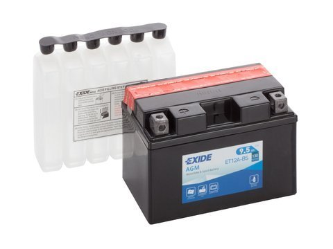 Battery 12V   9,5Ah YT12A-BS EXIDE