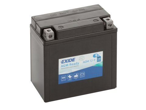 Battery 12V   9Ah AGM12-9 EXIDE