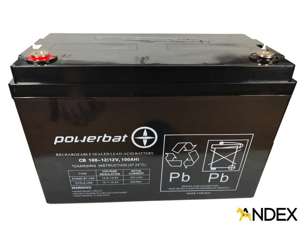 battery 12 v 100 ah vrla akumulatory vrla batteries. Black Bedroom Furniture Sets. Home Design Ideas