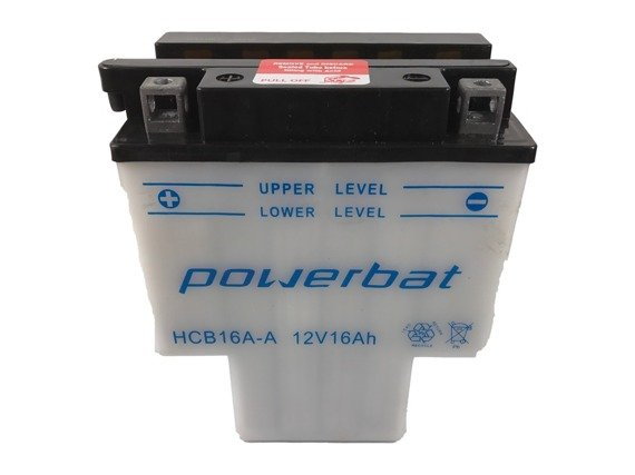 Battery 12 V 16 Ah POWERBAT HCB16A-A