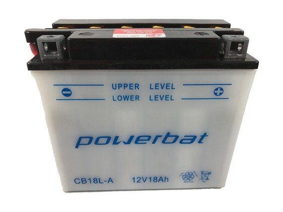 Battery 12 V 18 Ah POWERBAT CB18L-A