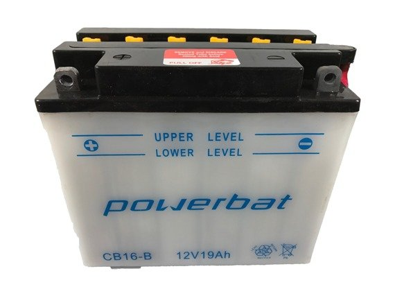 Battery 12 V 19 Ah POWERBAT CB16-B