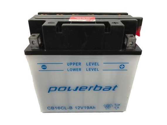 Battery 12 V 19 Ah POWERBAT CB16CL-B