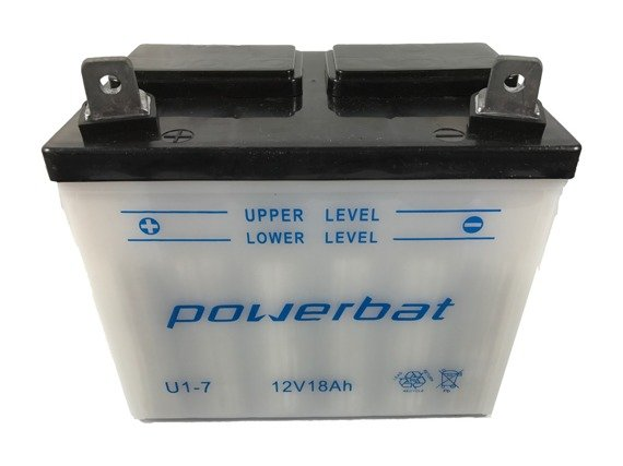 Battery 12 V 21 Ah POWERBAT U1-7