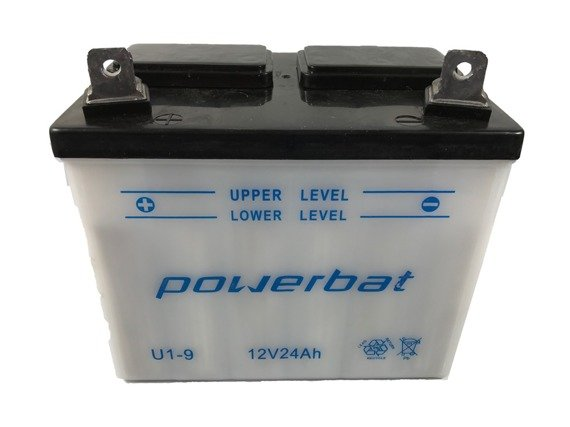 Battery 12 V 28 Ah POWERBAT U1-9