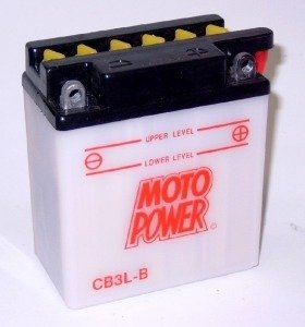 Battery 12 V  3 Ah POWERBAT CB3L-B