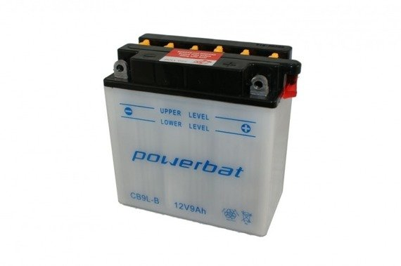 Battery 12 V  9 Ah POWERBAT CB9L-B