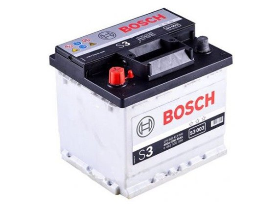 Battery 12V  45Ah S3003 BOSCH S3