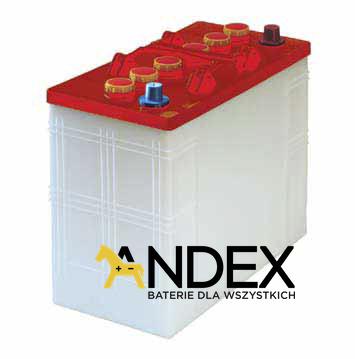 Bardzo dobra Akumulatory Trakcyjne 1200 Cykli | Andex.eu | Hurtownia akumulatorów JZ66