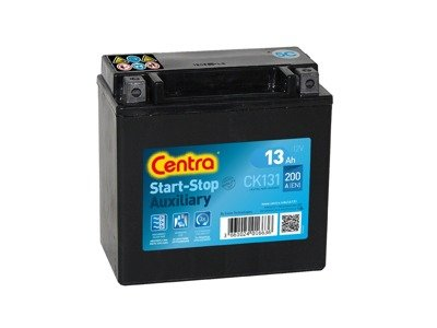 Akumulator 12V 13Ah CENTRA START-STOP AUXILIARY CK131